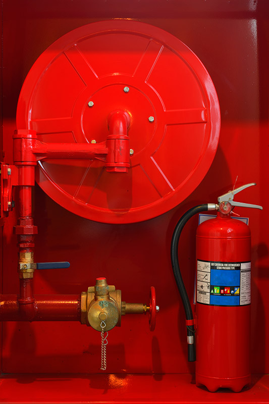 FIRE PROTECTION</br>System